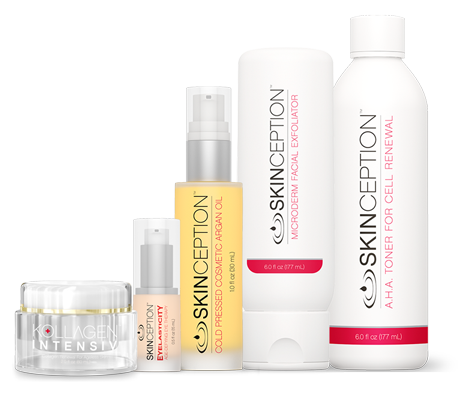 skinception anti-aging