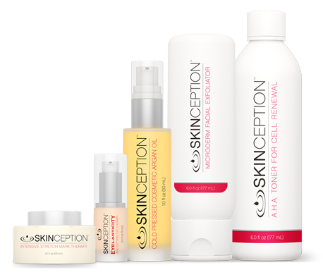 skinception restoration products